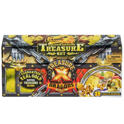 Treasure X 3pk Chest - Season 1