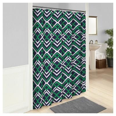 Peyton Diamond Shower Curtain - Vue®
