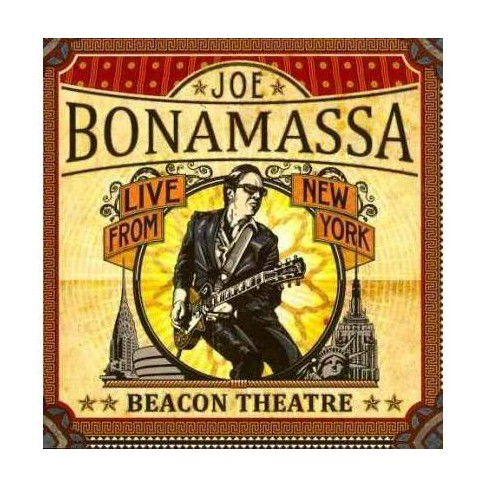 Joe Bonamassa - Beacon Theatre: Live From New York (CD) - image 1 of 1