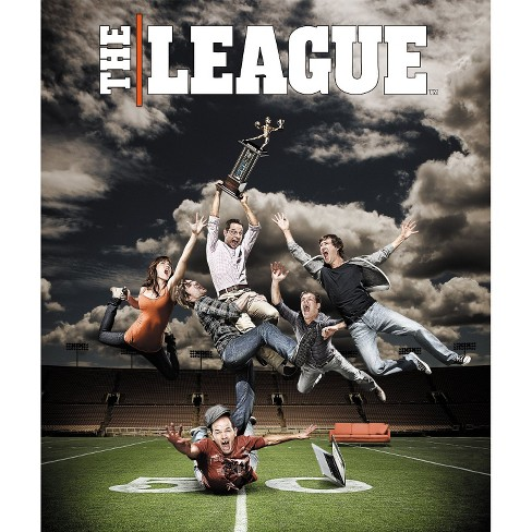 The League: The Complete Season Three (2 Discs) (dvd_video) - image 1 of 1