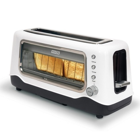 Dash Clear View Toaster - image 1 of 3