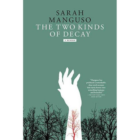 The Two Kinds of Decay - by  Sarah Manguso (Paperback) - image 1 of 1