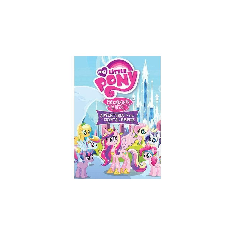My Little Pony Friendship Is Magic: Adventures tn the Crystal Empire (DVD) was $11.99 now $7.49 (38.0% off)