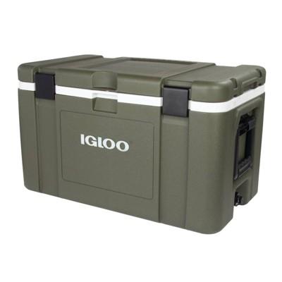 Igloo Mission Hard Sided Portable 72qt Cooler - Olive Drab