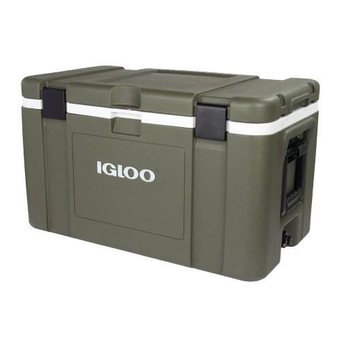 Igloo Mission Hard Sided Portable 72qt Cooler - Olive Drab - image 1 of 4