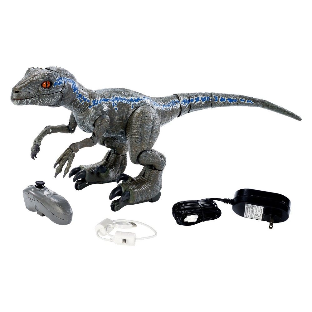 Jurassic World Alpha Training Velociraptor