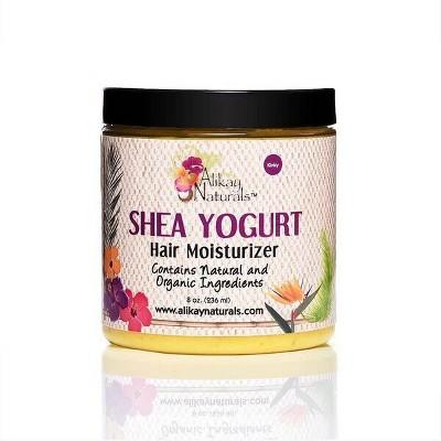 Alikay Naturals Shea Yogurt Hair Moisturizer - 8oz