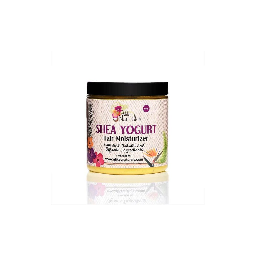 Image of Alikay Naturals Shea Yogurt Hair Moisturizer - 8oz