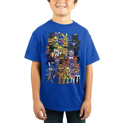 Five Nights at Freddy's Youth Boys T-Shirt