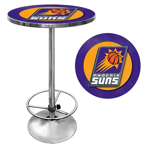 Phoenix Suns Chrome Pub Table - image 1 of 1