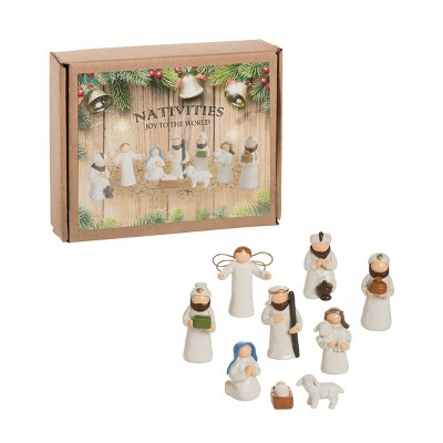 Gallerie II Nativity Boxed Set of 9