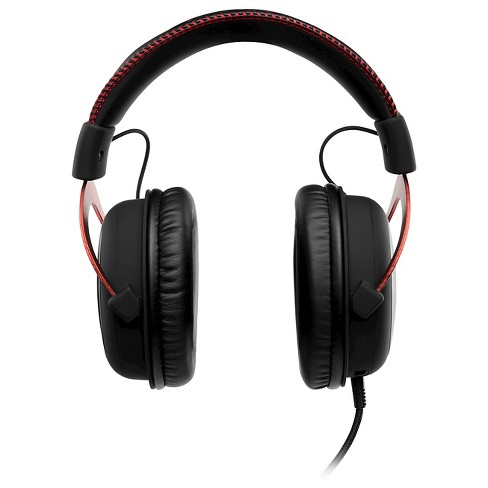 6687ebef8cb HyperX Cloud II Gaming Headset For PC & PS4 & Xbox One, Nintendo Switch -  Red : Target