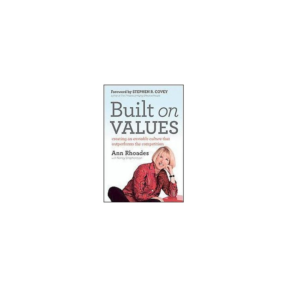 Built on Values (Hardcover)
