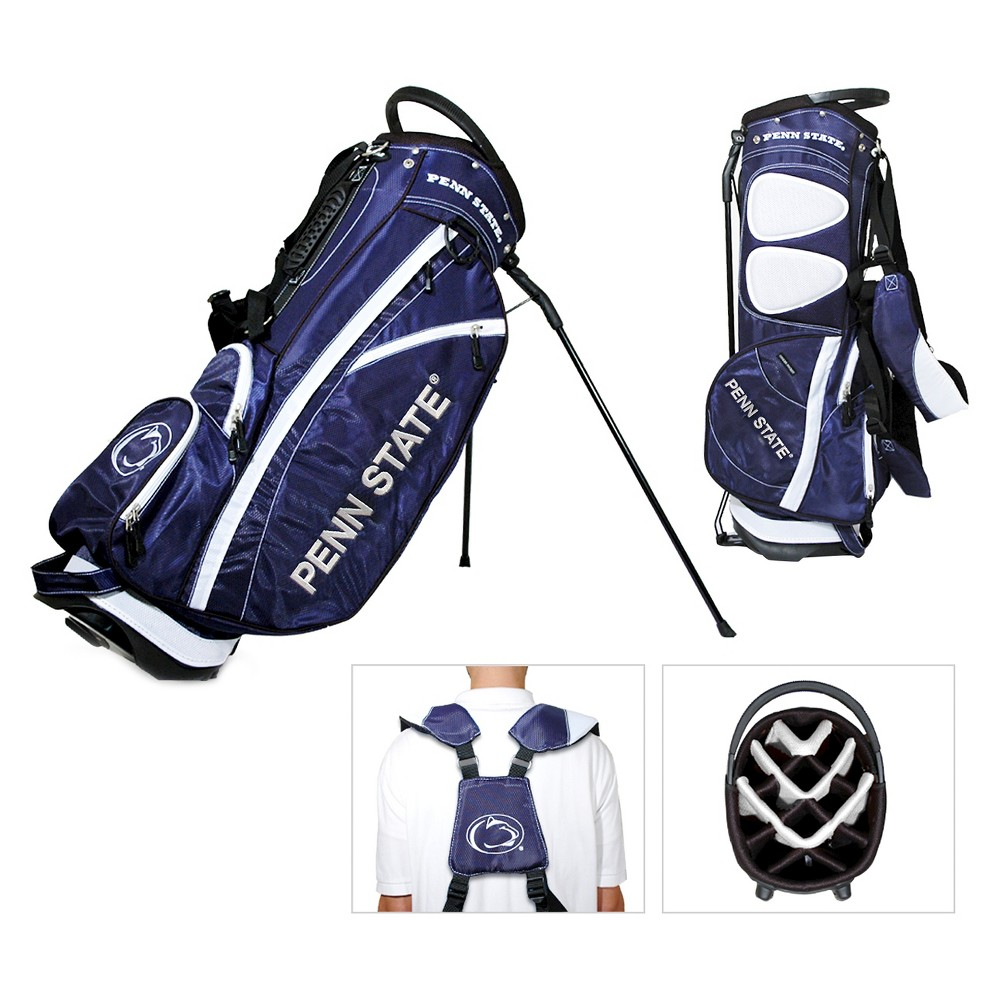 NCAA Fairway Stand Bag Golf Accessories Set Penn State Nittany Lions