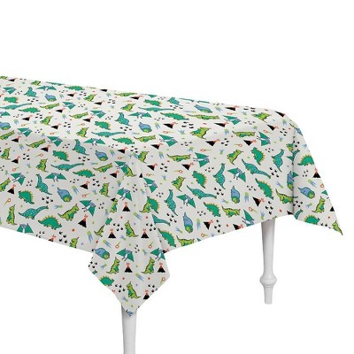 Fossil Friends Dinosaur Disposable Table cover - Spritz™