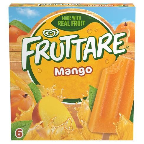 Fruttare Mango Frozen Fruit Bar 6 ct - image 1 of 5