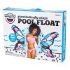 Big Mouth Toys Butterfly Wings Pool Float - image 3 of 3