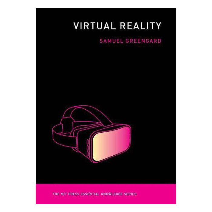 Virtual Reality - (MIT Press Essential Knowledge) by  Samuel Greengard (Paperback) - image 1 of 1