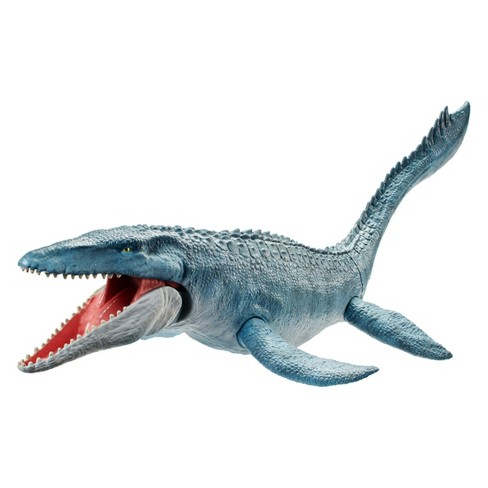 Jurassic World Real Feel! Mosasaurus - image 1 of 6