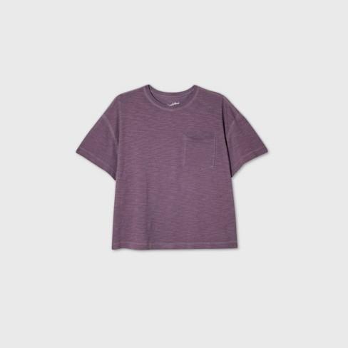 Women's Short Sleeve Boxy T-Shirt - Universal Thread™ - image 1 of 1
