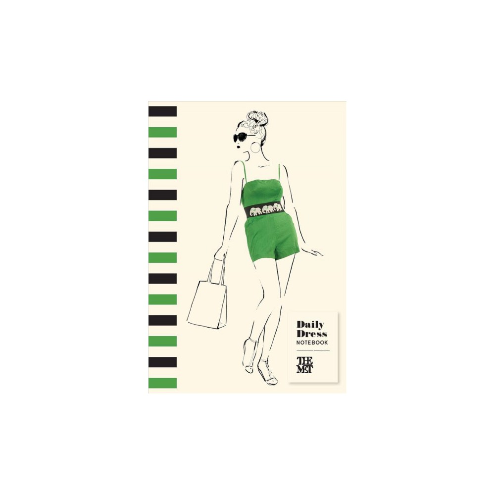 Daily Dress Notebook - (Paperback)