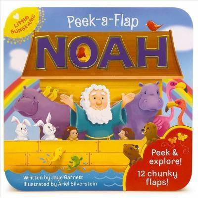 Noah - by Jaye Garnett (Board Book)