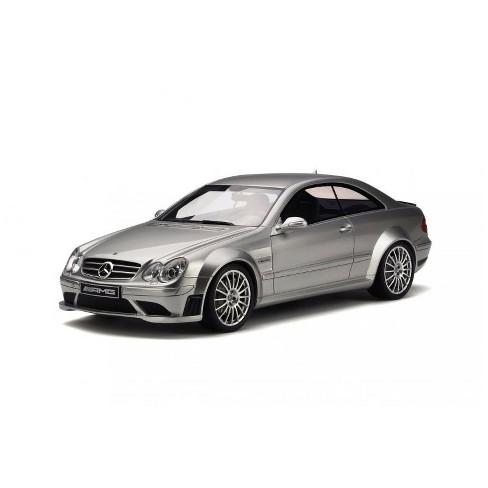 Mercedes Clk 63 Amg Black Series Irridium Silver Target