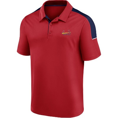 MLB St. Louis Cardinals Men's Polo Shirt