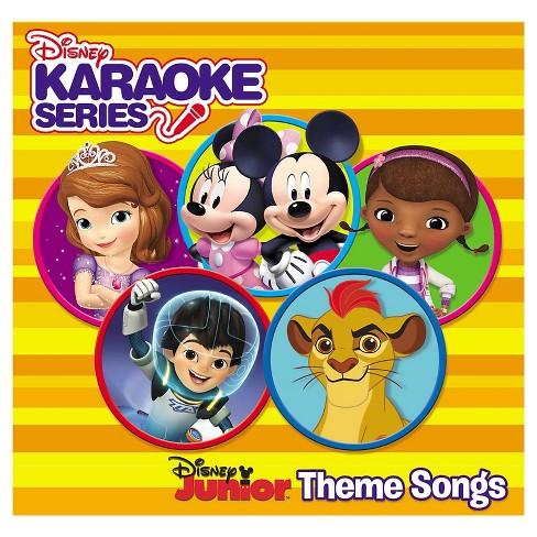 Disney Karaoke - Disney Junior Theme Songs