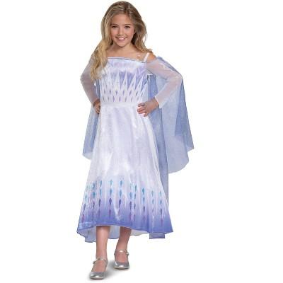Frozen Snow Queen Elsa Deluxe Child Costume