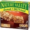 Nature Valley Sweet & Salty Nut Peanut Granola Bars - 6ct - image 3 of 3