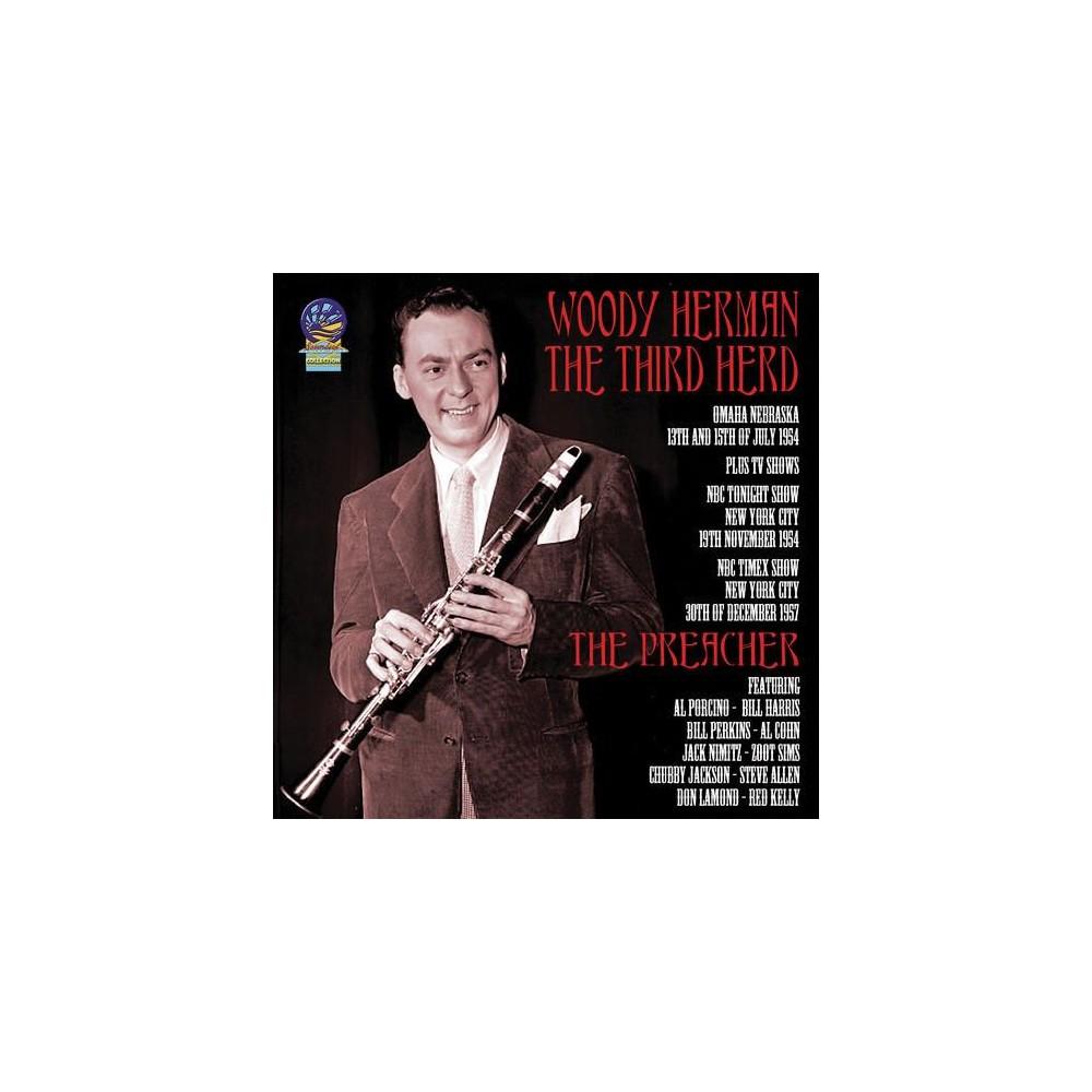 Woody Herman - Preacher (CD)