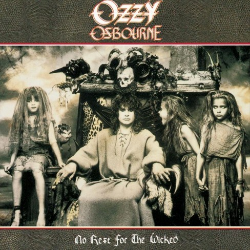 Ozzy osbourne - No rest for the wicked (CD) - image 1 of 1