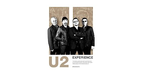 U2 Experience (Hardcover) (Brian Boyd) - image 1 of 1