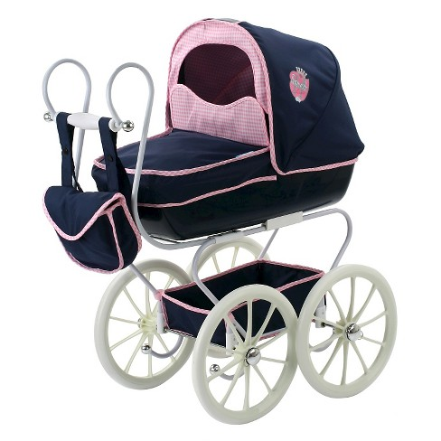 Hauck Classic Navy Doll Classic Pram Stroller - image 1 of 1