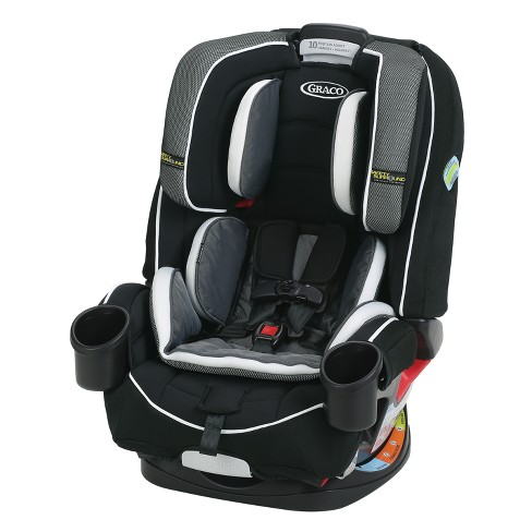 bb52be1cd Graco 4-Ever All-In-One Convertible Car Seat - Jacks   Target
