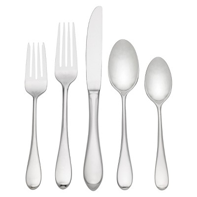 Gorham Studio 5-pc. Silverware Set