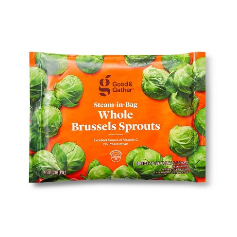Frozen Brussel Sprouts - 12oz - Good & Gather™ - image 1 of 2
