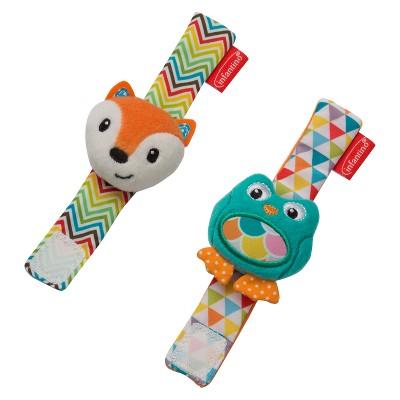 Infantino Go GaGa! Wrist Rattles