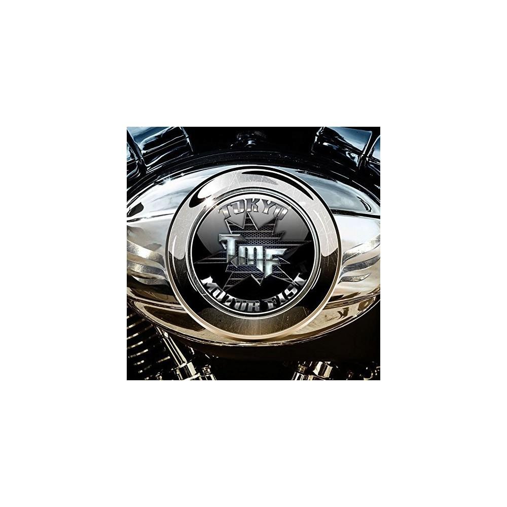 Tokyo Motor Fist - Tokyo Motor Fist (CD)