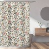 Vintage Floral Shower Curtain - Sweet Jojo Designs - image 2 of 4