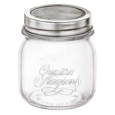 Bormioli Rocco 8.5oz Sifter Jar