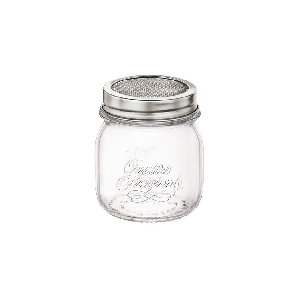 Bormioli Rocco 8.5oz Sifter Jar, Clear