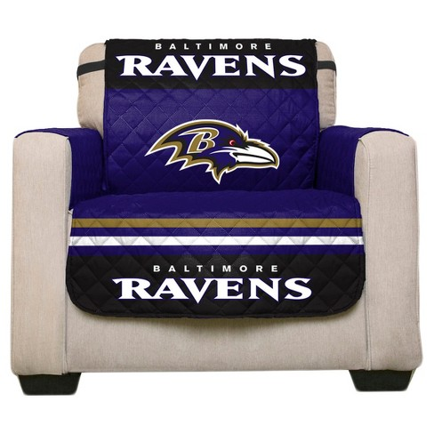 Baltimore Ravens Pegasus Sports Chair Protector - image 1 of 1