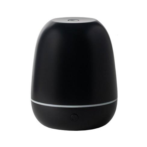 60mL Black Majesto Essential Oil Diffuser - SpaRoom - image 1 of 3