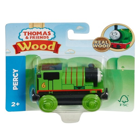 Fisher Price Thomas Friends Wood Percy Engine