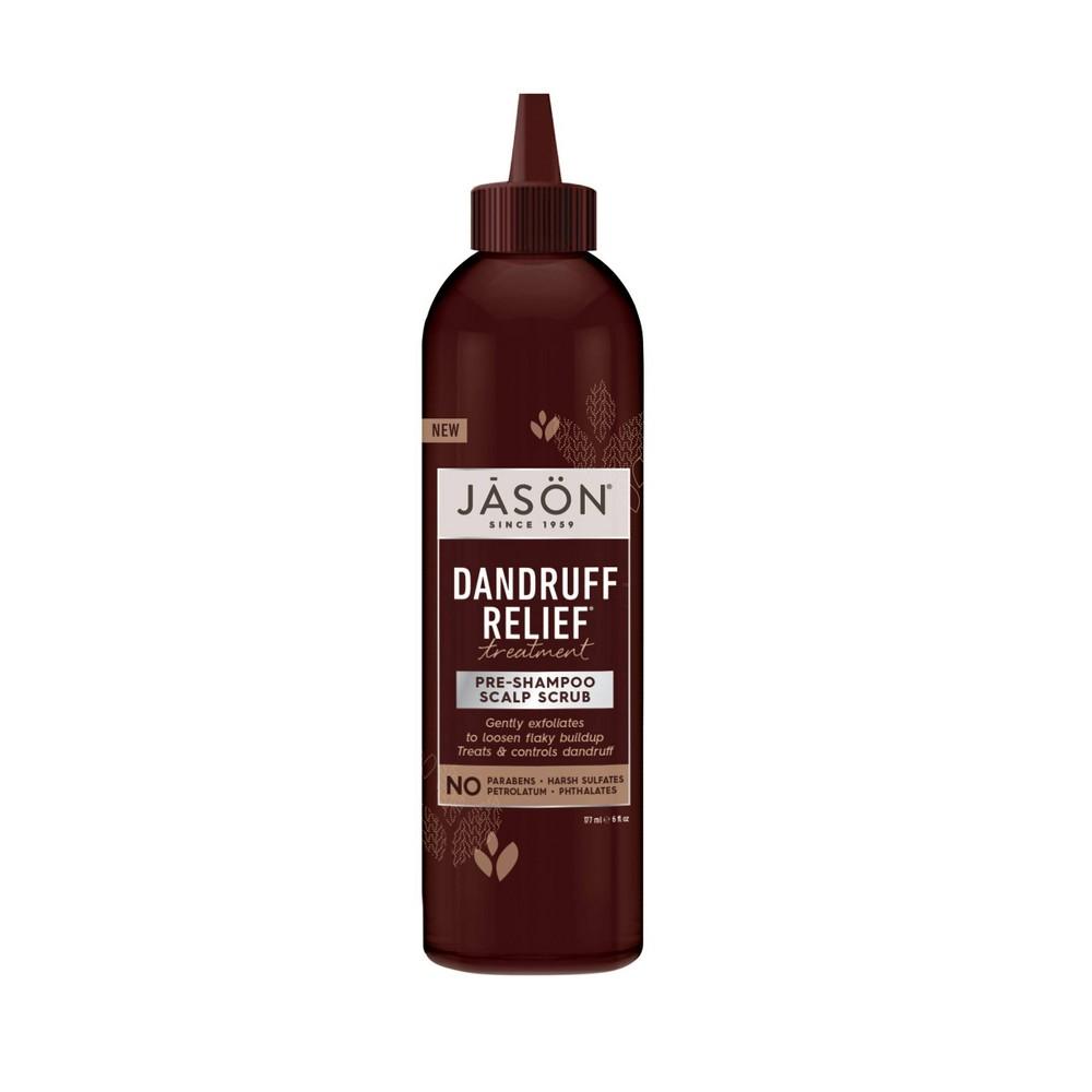 Jason Dandruff Relief Pre Shampoo Scalp Scrub 6 Fl Oz