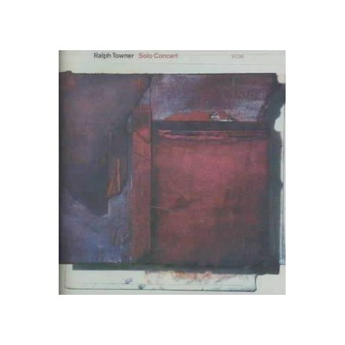 Ralph Towner - Solo Concert (CD) - image 1 of 1