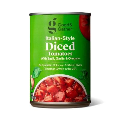 Italian-Style Diced Tomatoes 14.5oz - Good & Gather™