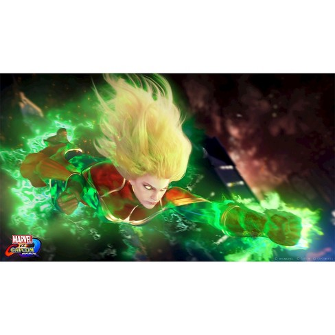 Marvel vs  Capcom: Infinite - PlayStation 4